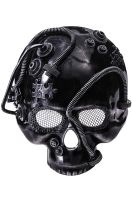 Industrial Skeleton Mask (Silver)