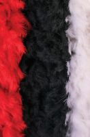 Deluxe Feather Boa (Black)