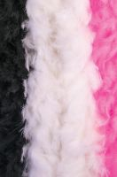 Deluxe Feather Boa (White)