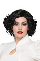 40s Betty Wig (Black)