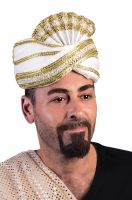 White Sultan Hat