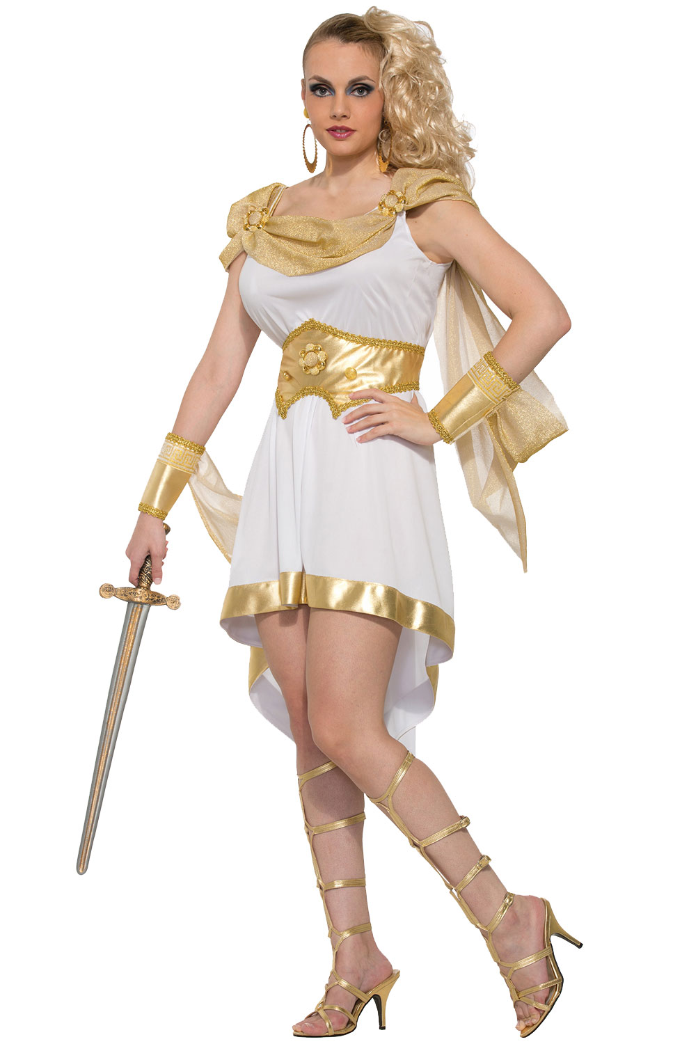 Gods And Goddesses Costume Athena | www.pixshark.com ...