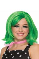Green Pixie Adult Wig