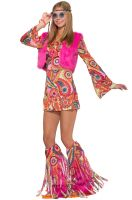 Fur-Ever Groovy Adult Costume