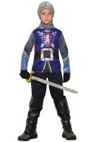 Heroic Knight Shirt Child Costume (Small)
