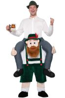 Ride-On Beer Buddy Adult Costume