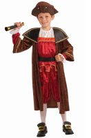 Christopher Columbus Child Costume (XL)