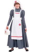 Civil War Nurse Child Costume (Medium)