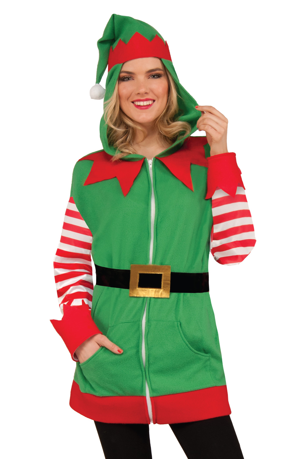 christmas elf outfit for adults