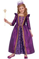 Vivian Violet Princess Child Costume (Large)