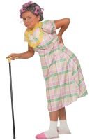 Aunt Gertie Child Costume (Medium)