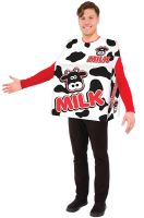 Milk Adult Costume