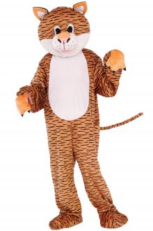 Tiger Mascot Child Costume (Medium)  sc 1 st  Pure Costumes : brown mouse costume child  - Germanpascual.Com