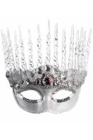 Ice Queen Adult Mask