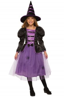 Stella the Witch Child Costume (Small)  sc 1 st  Pure Costumes & Childrenu0027s Scary Costumes - PureCostumes.com