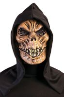 Hooded Mummy Adult Mask