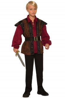 Renaissance Faire Boy Child Costume (Small)  sc 1 st  Pure Costumes & Kidsu0027 Renaissance Costumes - PureCostumes.com