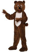 Teddy Bear Mascot Child Costume (Medium)