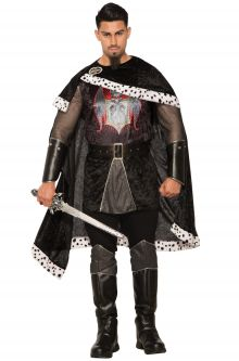 evil king adult costume