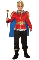 Majestic King Toddler Costume