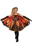 Butterfly Girl Child Costume (Small)