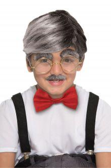 Old Grandpa Child Costume Kit