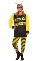 Let's Get Buzzed Plus Size Costume