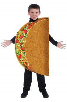 Taco Bout It Child Costume