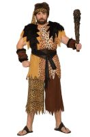 Captivating Cave Man Plus Size Costume