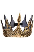 Foam Crown (Gold)