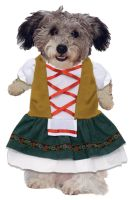 Fraulein Pet Costume (Large)