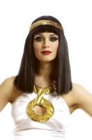 Cleopatra Wig and Headband