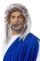 King of the Sea Wig and Beard
