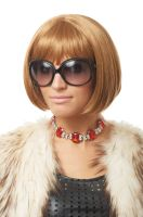Fashion Diva Wig (Brown)