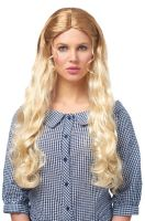 West Girl Adult Wig