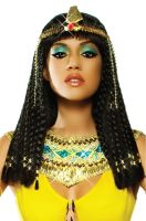 Deluxe Goddess Cleopatra Wig