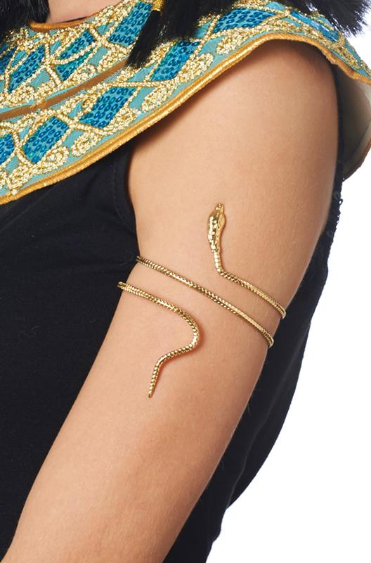 Snake Armband Gold Purecostumes Com