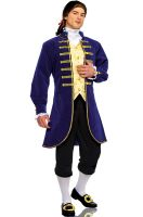 French Aristocrat Adult Costume