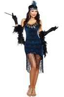 Downtown Doll Adult Costume