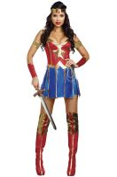 Power of Justice Adult Costume