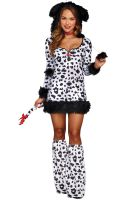 Dalmation Darling Adult Costume