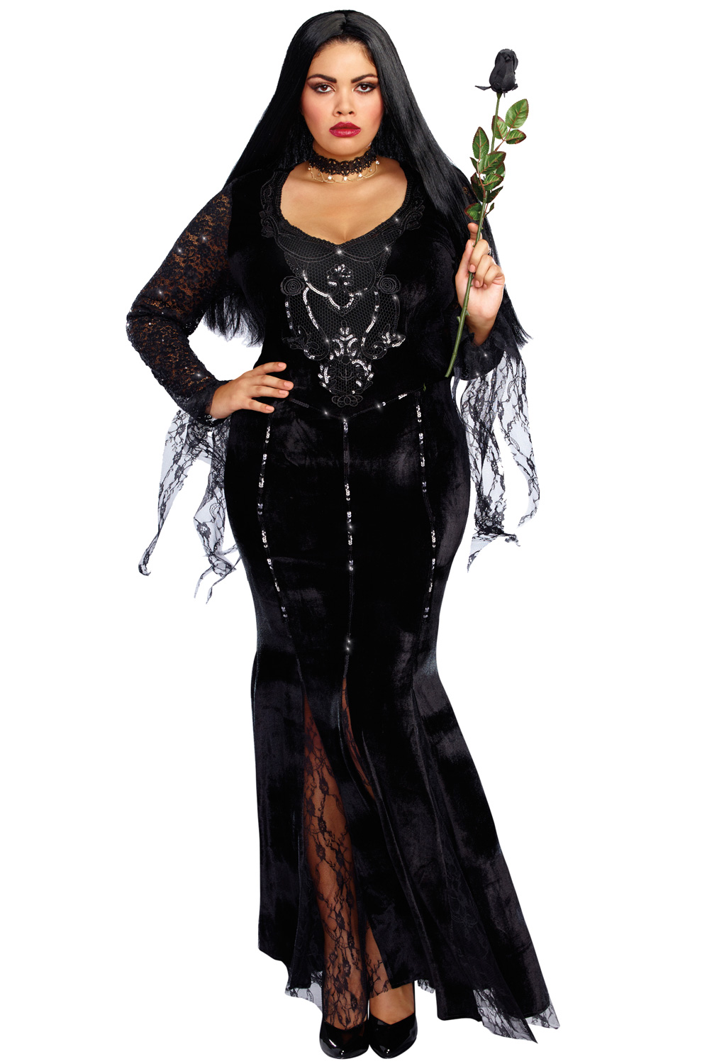 Plus size costumes purecostumes frightfully beautiful plus size costume solutioingenieria Image collections