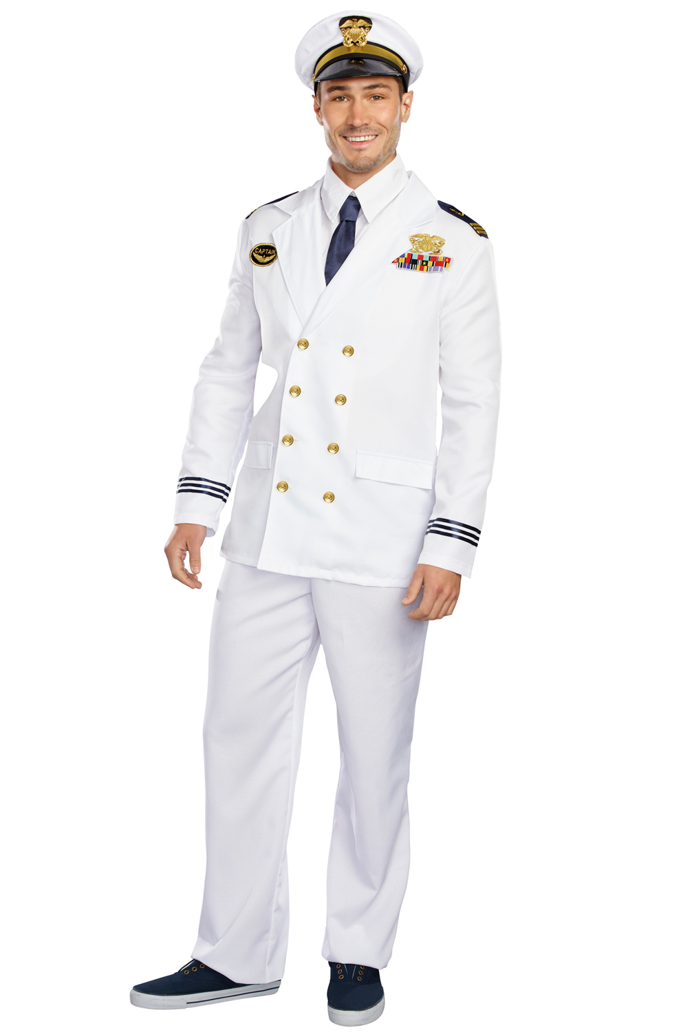 The Captain Adult Costume  sc 1 st  Pure Costumes & Adult Sailor Costumes - PureCostumes.com