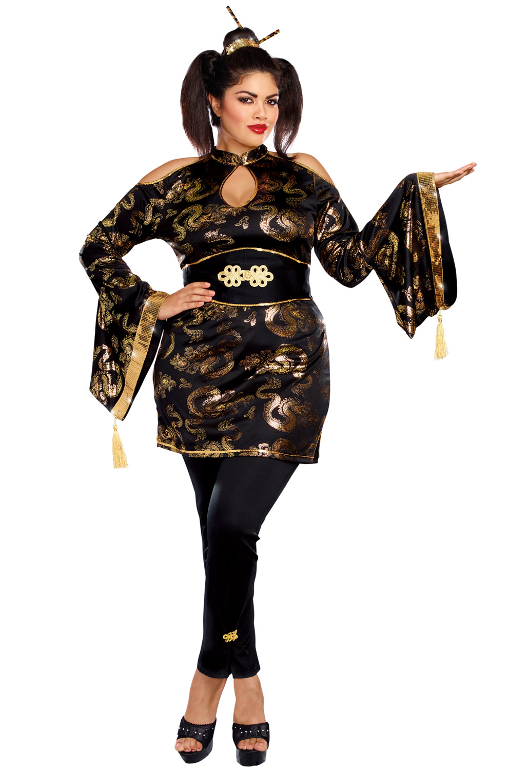 Plus Size Womens Costumes, Adult Halloween Costumes