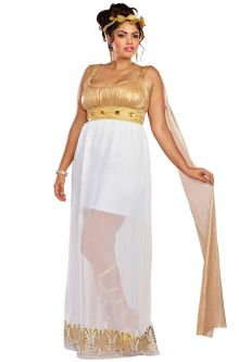 Greek Costumes Ancient Spartan Mythical Goddesses Ideas