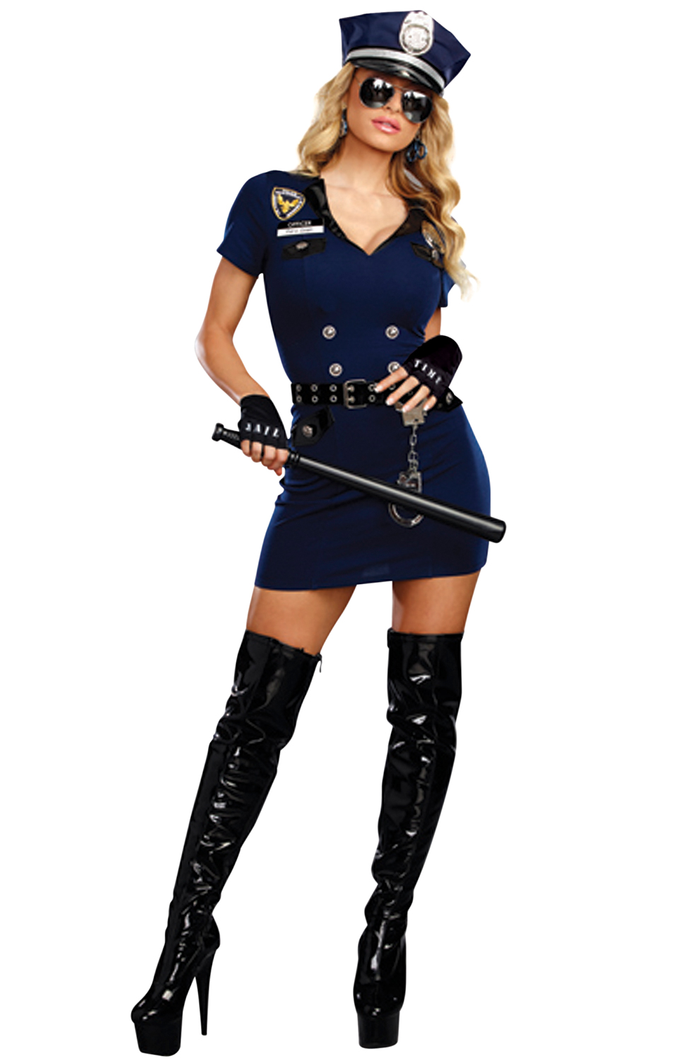 Officer Pat U. Down Adult Costume  sc 1 st  Pure Costumes & Police Costumes - PureCostumes.com