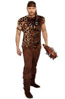 Wild Cave Man Adult Costume