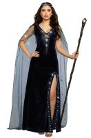 The Sorceress Adult Costume