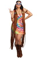 Hippie Hottie Plus Size Costume