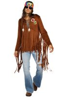 Hippie Dude Adult Costume